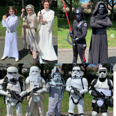The Reaper Squad: Making a hobby life-changing to the children of Northamptonshire